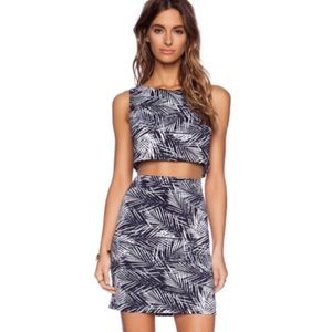 Bailey 44 Paradise Cove Dress with mesh